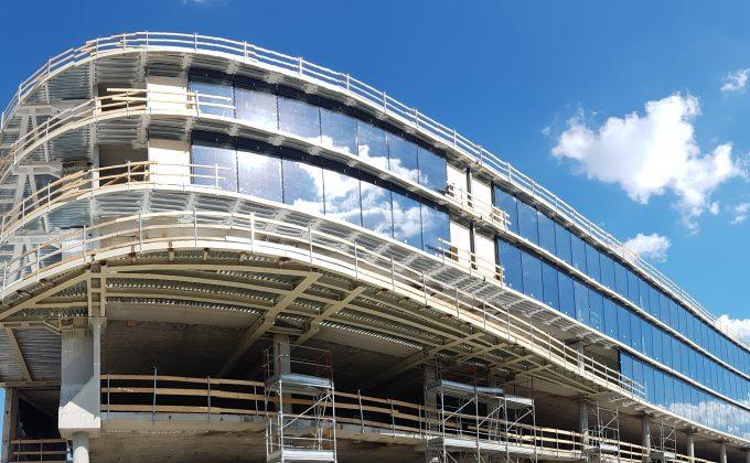 """Ristrutturazione complesso immobiliare """"Arcadia Center"""" per nuova sede Gruppo Volkswagen"""