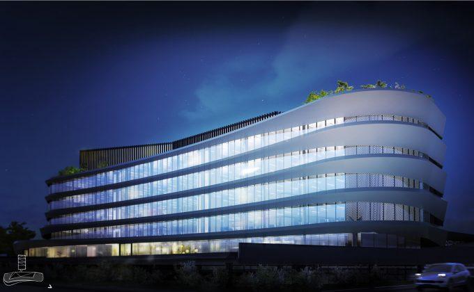 "Refurbishment of ""Arcadia Center"" for new Gruppo Volkswagen Headquarter"